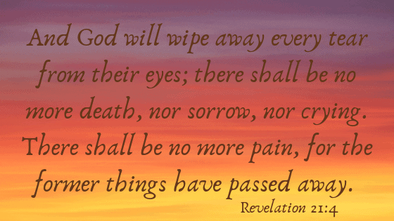 bible verses about heaven after death