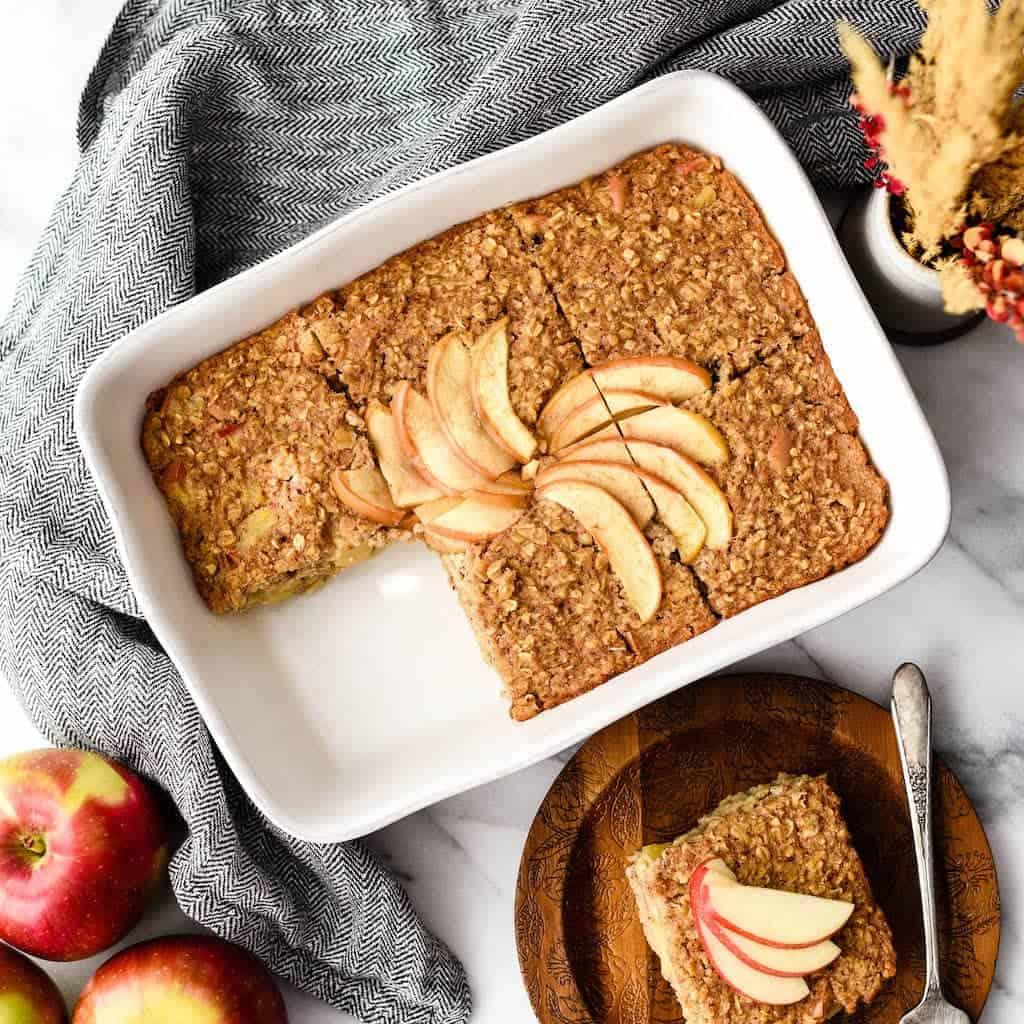 healthy apple breakfast recipes
