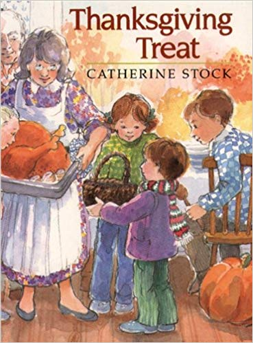 books about Thanksgiving for preschool