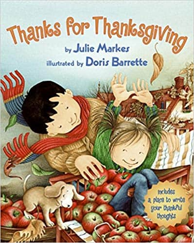 books about Thanksgiving for Kindergarten