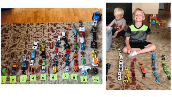 preschool activities for the letter C