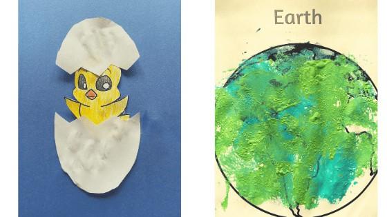 preschool activites for the letter e