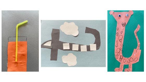 letter J crafts for preschool