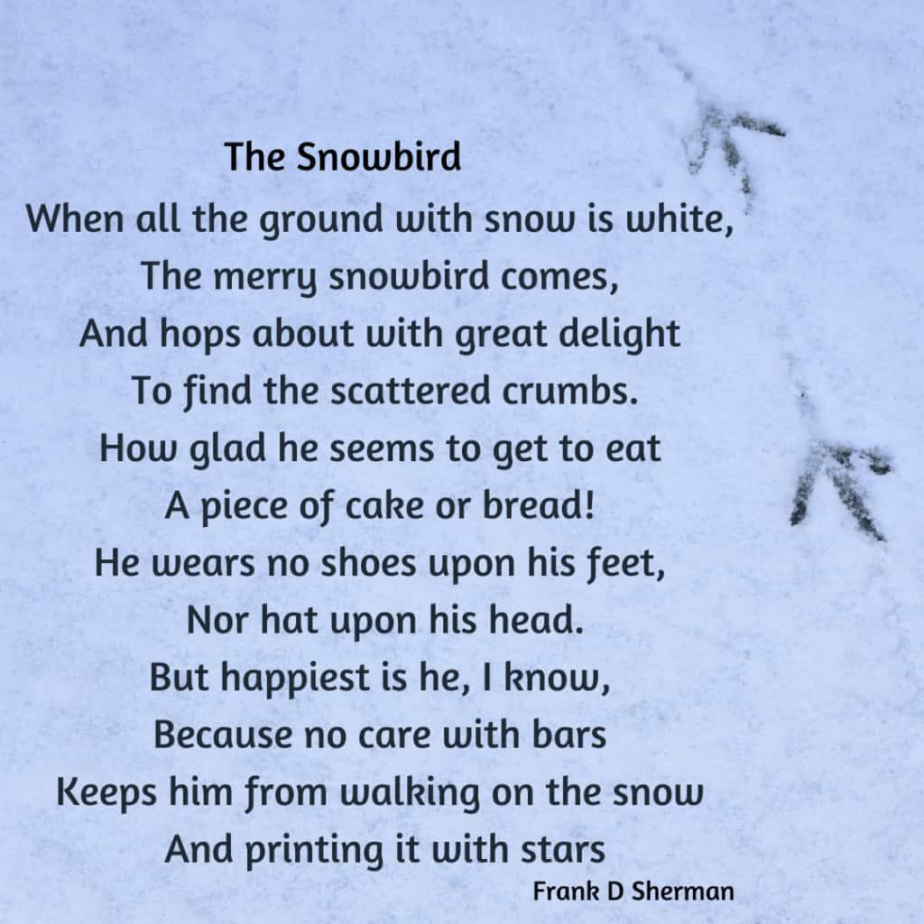 winter poems that rhyme