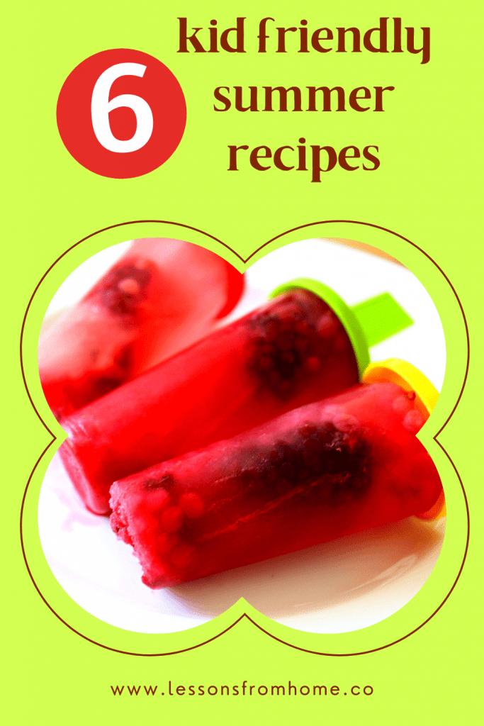 healthy kid friendly recipes